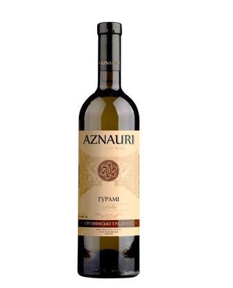 Вино Азнаурі Алазанська Долина/Марджані/Гурамі 0,75л