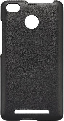 Накладка на корпус AIRON Premium для Xiaomi Redmi Note 3 Pro black (4821784622099)