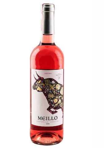 Скидка 34% ▷ Вино Meillo Tierra de Castilla 0,75 л