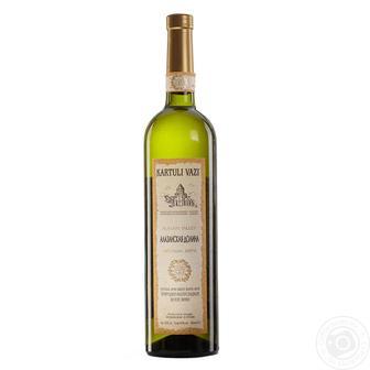 Вино Картулі Вазі Алазанська Долина виноградне 750мл
