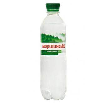 Вода мінеральна, негазована, слабогазована, Моршинська, 0,75 л