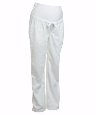 Повсякденні льняні штани для майбутніх мам від Blooming Marvellous