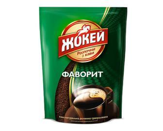 Кава розчинна «Жокей» «Фаворит» гранульована, 65г