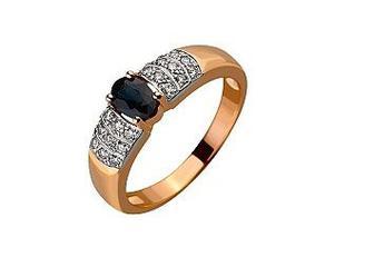 Золотое кольцо Артикул 01-17547995