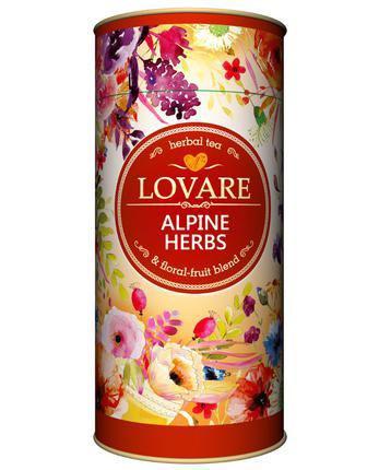 Чай Альпійські трави Lovare 80г