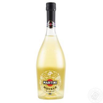 Коктейль 8% Martini Royale Bianco/ Rosato, 0,75 л