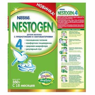 Дитяче харчування Nestogen 4