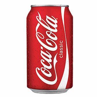 Напій сильногазований Coca-Cola/ Coca-Cola Zero/ Coca-Cola Light 0,33л