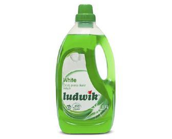 Гель для прання Ludwik White, 1,5л