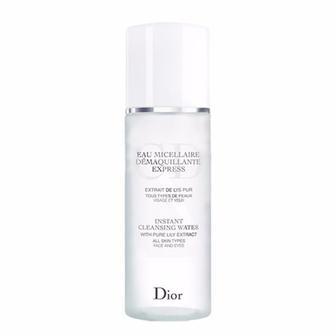 Вода для снятия макияжа Cleansers DIOR 200мл