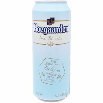 Пиво Біле Hoegaarden 0,5л