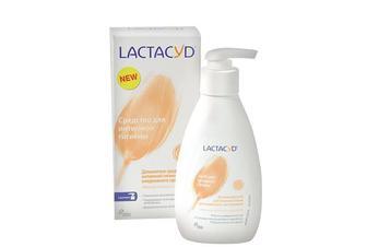 Засіб для інтимної гігієни з дозатором Lactacyd  200 мл