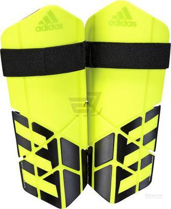 Щитки футбольні Adidas CW9721 X YOUTH р. L салатовий