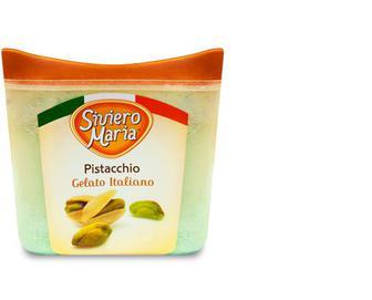 Морозиво «Джелато» Siviero Maria, G7, 500 г