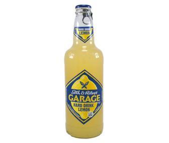 Пиво Seth&Riley`s Garage Hard Lemon 0.5л