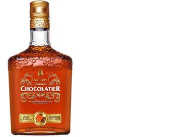 Напій алкогольний Chocolatier Шоколад та цитрон, 0,5 л
