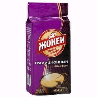 Кава мелена Жокей Традиційна 225 г